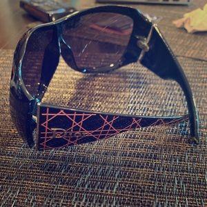 Christian Dior oversized sunglasses!!
